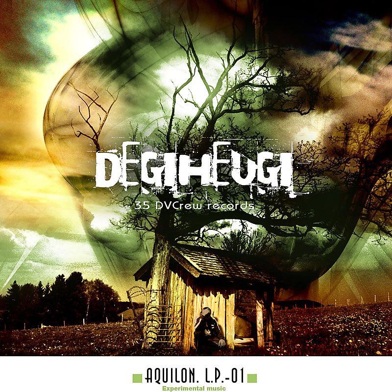 Degiheugi - Aquilon Album Cover