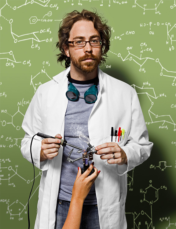 Jonathan Coulton Lab