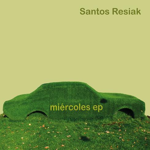 Santos Resiak - Miercoles cover