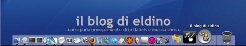 Il Blog Di Eldino banner