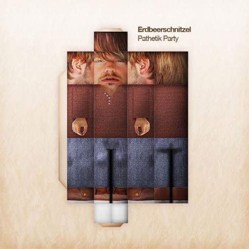 Erdbeerschnitzel Pathetik Party album cover