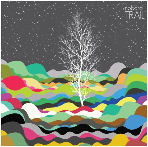 Nobara Hayakawa - Trail EP album cover
