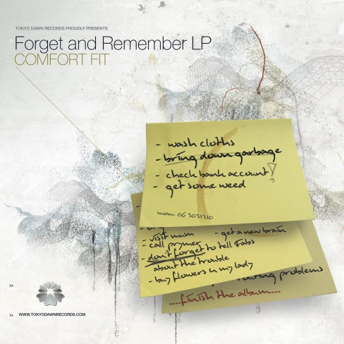 Comfort Fit - Forget and Remember album cover