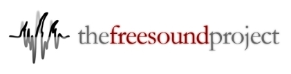 Freesound Project logo