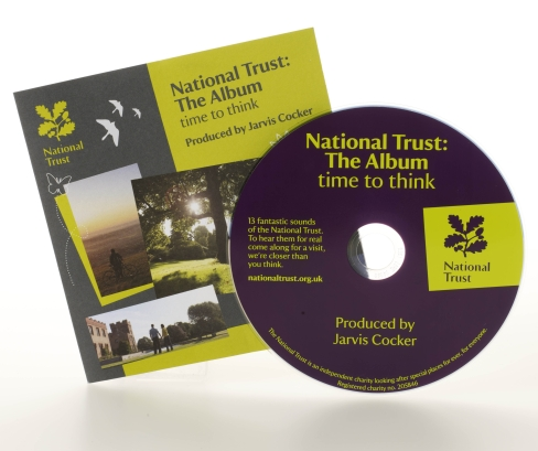 National Trust - Time To Think