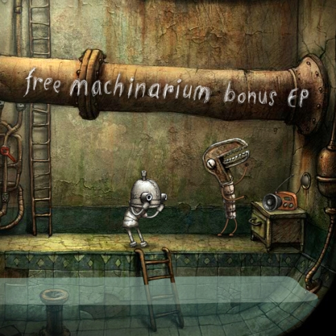Free Machinarium Bonus EP
